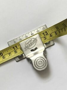 MATEY MEASURE™ tape measure aid. Don't guess it - MATEY MEASURE™ it!