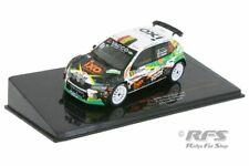 Skoda Fabia R5 Evo Rallye Condroz 2019 Yacco De Cecco 1:43 IXO RAM 735 NEU