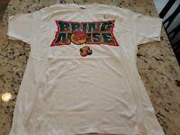 Men 1990's Seattle Supersonics Sonics Vintage  T Shirt XL Bring on the Noise