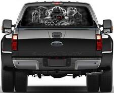 Grim Reaper, Graveyard Window Graphic Decal Sticker Truck SUV Van Car
