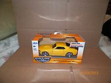 2017 JADA BIGTIME MUSCLE 1970 FORD MUSTANG BOSS 429 ( YELLOW)  FREE U.S SHIPPING