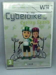 Cyberbike Cycling Sports - Nintendo Wii / Wii U - Fast P&P! - Cyber Bike, Cycle