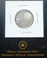 2013 Canada Quarter 25 cents Circulated de Salaberry War of 1812