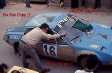 Jean Ragnotti Alpine-Renault A310 V6 RAC Rally 1976 Photograph 3