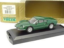 Velocidad 1/43 - Ferrari 246 GT Tipo M 1971 Verde