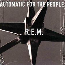 R.E.M. AUTOMATIC FOR THE PEOPLE CD REM Album MINT/EX/MINT  *