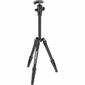 Manfrotto Element Small Aluminum Traveler Tripod (Black) Mfr # MKELES5BK-BH