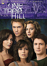 One Tree Hill - Series 5 - Complete (DVD, 2008)