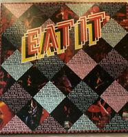 "HUMBLE PIE - Eat It - 12"" Vinyl Record LP - EX"