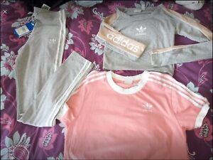 ladies Adidas bundle size 6