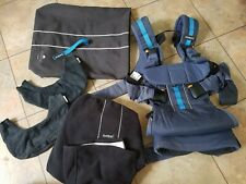 Baby Bjorn Baby Carrier One Outdoors with accessories