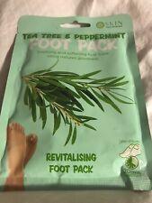 3 X Skin Techniques Tea Tree & Peppermint Foot Pack