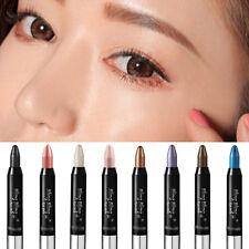 Twist Up Chunky Chubby Eye Shadow Crayon Stick Make up Eyeshadow Pencil Cosmetic