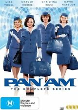 Pan Am THE COMPLETE SERIES   (DVD, 2018, 3-Disc Set) NEW AND SEALED