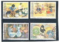 THAILAND 1973 1973 Thai Handicrafts FU