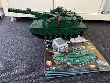 CaDA C61001W Panzer M1A2 Sep Abrams 2in1 Klemmbaustein Technik ferngesteuert