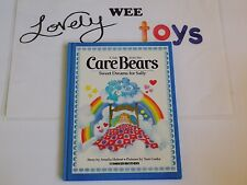 1983 Care Bears Storybook - Sweet Dreams for Sally - EXCELLENT CONDITION