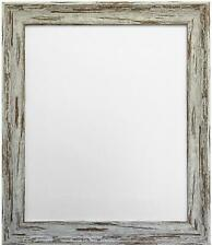 Frames by Post Industral Distressed Bilderrahmen, Plastik, Dunkelbraun, A3