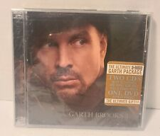 Garth Brooks: The Ultimate Hits (3-disc set), 2 CD's & 1 DVD