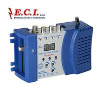 Auto modulatore RF compatto modulatore RF Audio TV Video Converter RHF UHF ampli