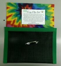 Cozy Clip Set For Sugar Gliders and Other Small Animals