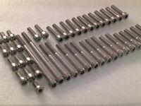 Honda CR250R 1994-01 Engine Casings 54pc Stainless Allen Bolt Socket Screw Kit