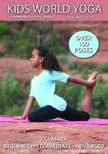 NEW Kids World Yoga FREE SHIPPING