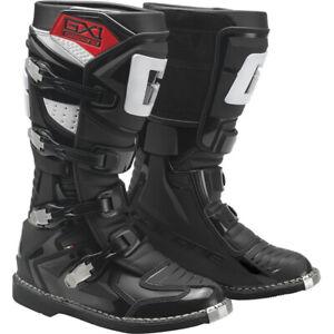 GAERNE 2021 GX1 BLACK / WHITE BOOTS GAERNE