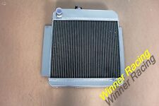 Aluminum Radiator Fit BMW 2 Series E10 1502/1600/1602/1802/2002 TI/TII/TURBO MT
