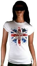 Amplified The qui Union Jack Vintage VIP Tee-shirt G. XS/S