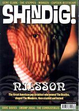 SHINDIG! #34 UK IMPORT MAGAZINE NILSSON GENE CLARK STEPPES CAPTAIN BEEFHEART