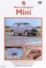 Best of Original BMC Mini DVD 1959-76 includes Clubman & Moke * NEW