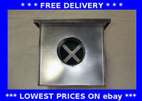 Air filter box ventilation fume dust extraction hydroponic ducting pipe