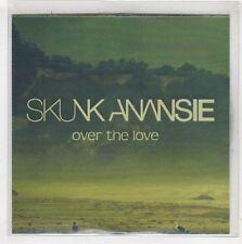 (HB858) Skunk Anansie, Over The Love - 2010 DJ CD