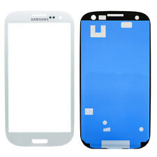 Samsung Galaxy S3 i9300 i9305 LTE Weiß Glas Glass Scheibe Front TOUCHSCREEN