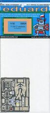 Eduard 1:32 F-104 C1 Seatbelts for Italeri - Color PE Detail Set #32824