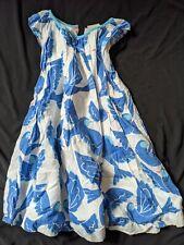 Boden Girls Spring Dress Age 7-8