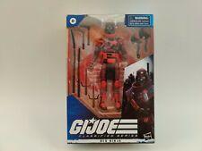G.I. Joe Classified Series 08 Red Ninja BNIB