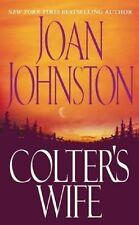Colter's Wife - Joan Johnston paperback VGC contempory romance