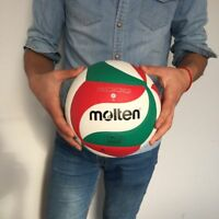 Molten V5M5000 Volleyball Ball Size5 PU Leather Soft Touch Indoor Outdoor Game