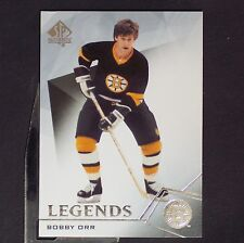 BOBBY ORR  2015/16 SP  Legends #113  Boston Bruins  HOF  Norris  Hart  Calder