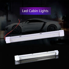 72 LED 12V 5W Cargo Camper RV Interior Lights Trailer Boat Lamps Ceiling Car Van