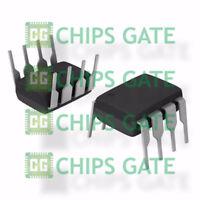 2PCS OP AMP IC BURR-BROWN/BB/TI DIP-8 OPA627BP OPA627BPG4 100% Genuine and New