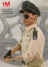HF0004 IDF Chief of Staff Moshe Dayan Hobby Master 1:6 Figure