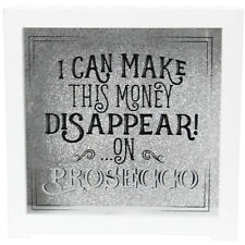 I Can Make This Money Disappear On Prosecco Novelty Adult Coin Savings Money Box