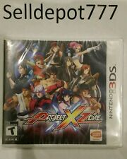 Brand New Project X Zone  (Nintendo 3DS, 2013)