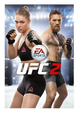 EA Sports UFC 2 for the PS4 (Sony PlayStation 4, 2016)