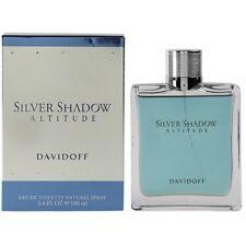 SILVER SHADOW ALTITUDE * Zino Davidoff 3.4 oz / 100 ml Eau de Toilette Men Spray