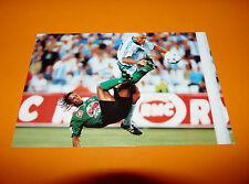 E. CAPRON  AS SAINT-ETIENNE ASSE PHOTO UNFP FOOT 2000  FOOTBALL 1999-2000 PANINI