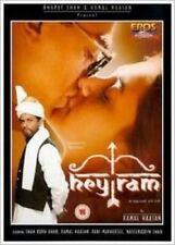 HEY RAM - SHAHRUKH KHAN - KAMAL HASSAN - NEW BOLLYWOOD DVD - FREE UK POST
